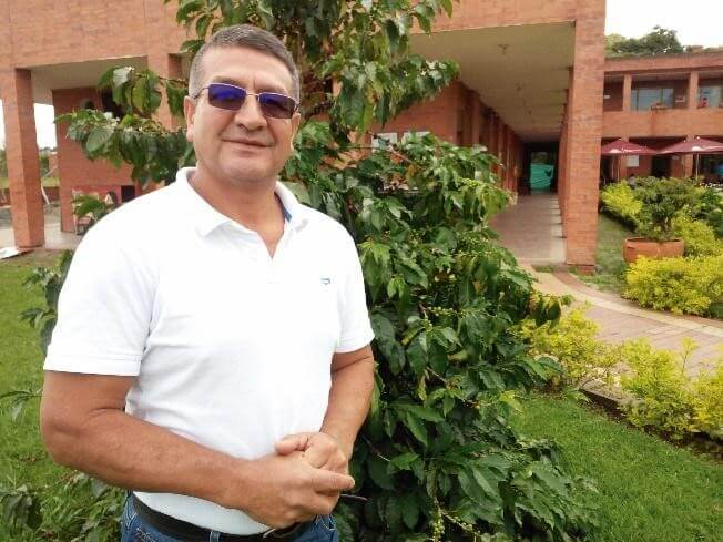 Jairo Díaz Cauca