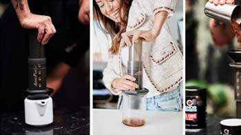 4th NATIONAL COFFEE PREPARATION CHAMPIONSHIP IN AEROPRESS, THIS WEEKEND AT THE COMMERCE CENTER