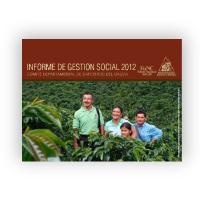 Informe gestión 2012